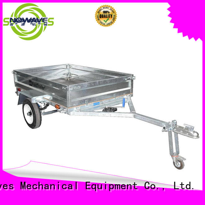 Snowaves Mechanical fold travel trailer manufacturers with certifications for activities