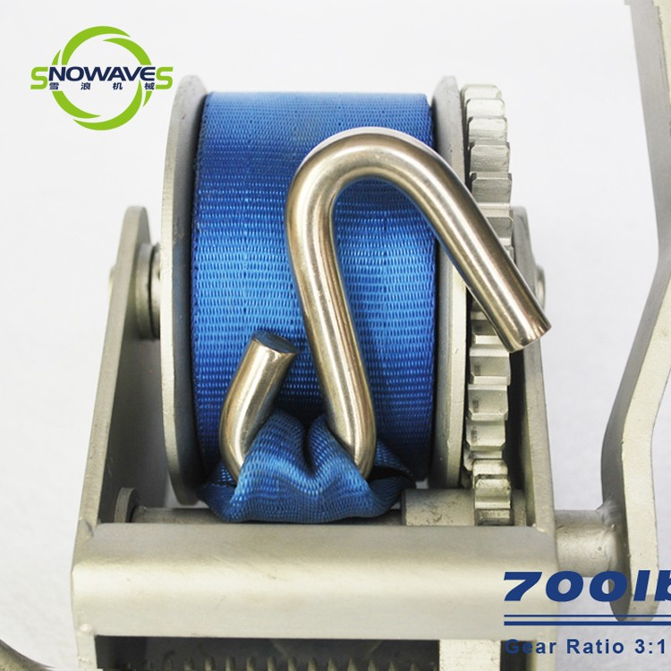 High-quality hand winches hand company for boat-5
