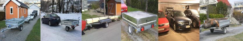 High quality fold trailer with Technical Data (FT751)-9