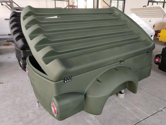 Wholesale luggage trailer luggage suppliers for no cable-6