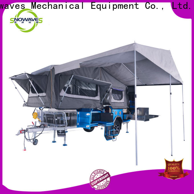 Wholesale folding trailers trailer for business for activities