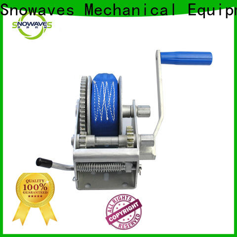 New hand winches winch manufacturers for picnics