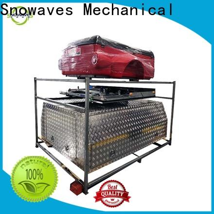 Snowaves Mechanical tool custom aluminum tool boxes for sale for picnics