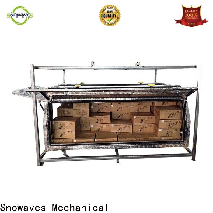 High-quality aluminium tool box boxes manufacturers for camping