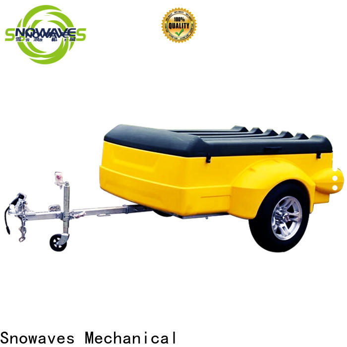 Wholesale plastic utility trailer waterproof for sale for no cable