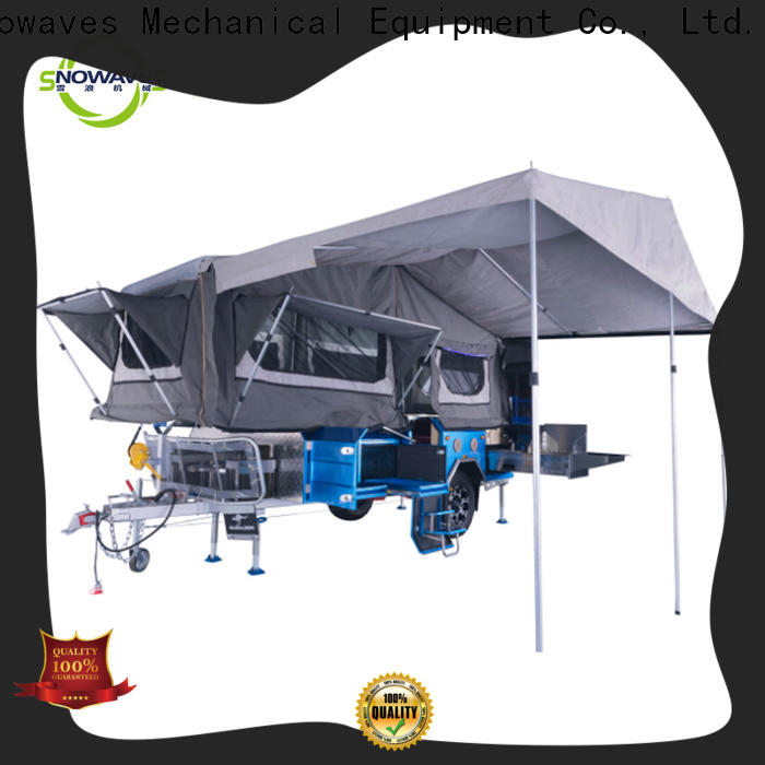 High-quality folding trailers technical for sale for accident