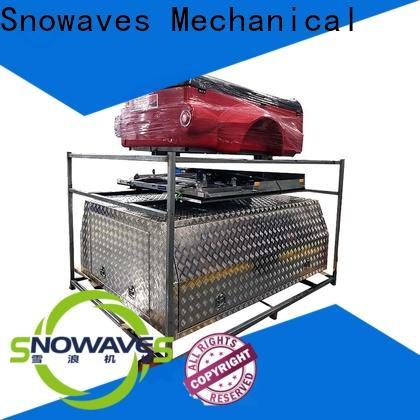 Snowaves Mechanical aluminum aluminum truck tool boxes factory for picnics