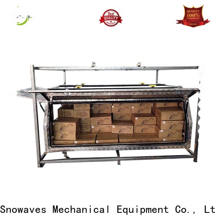 Wholesale aluminum truck tool boxes tool manufacturers for camping