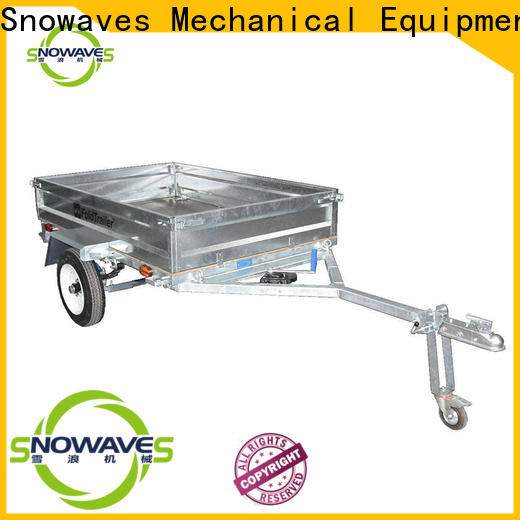 Best foldable trailer quality supply for camp