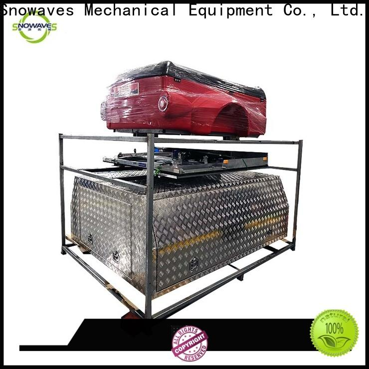 Snowaves Mechanical Best aluminum truck tool boxes for business for car
