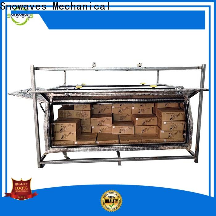 Wholesale aluminum trailer tool box truck manufacturers for picnics