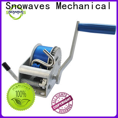 Snowaves Mechanical High-quality hand winches for business for picnics