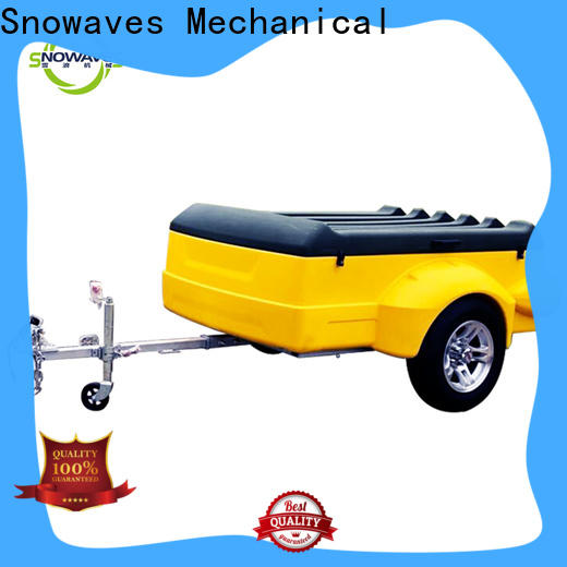 Top luggage trailer plastic for sale for outdoor activities