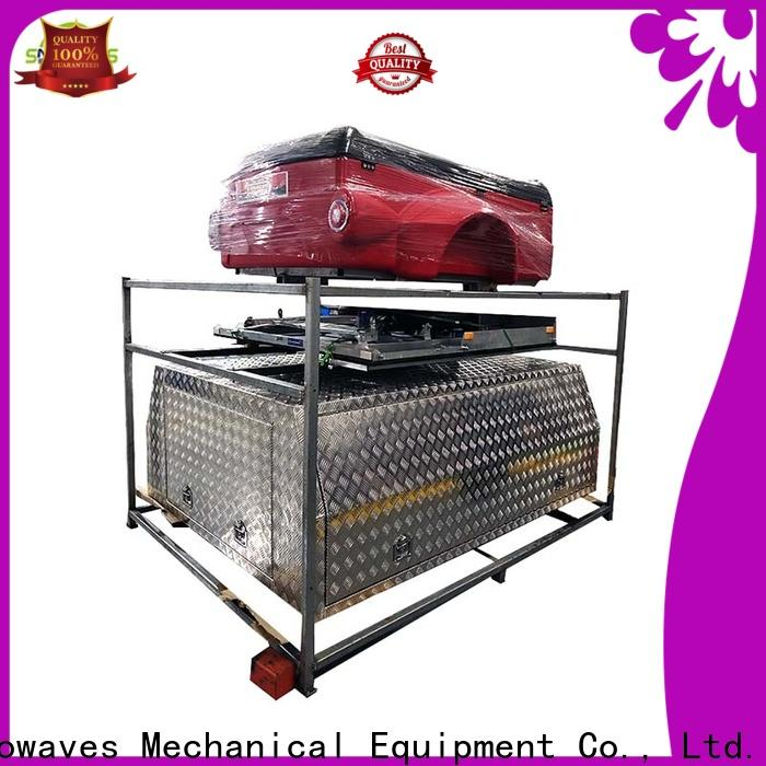 Snowaves Mechanical aluminum custom aluminum tool boxes for sale for car
