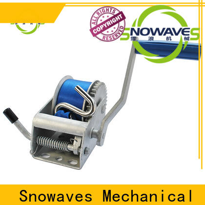 Best manual winch company for boat