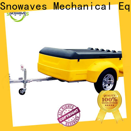 Wholesale luggage trailer lldpe company for no cable
