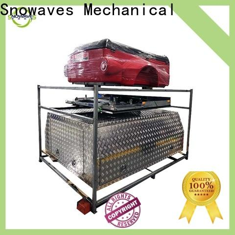 Snowaves Mechanical New aluminum truck tool boxes for sale for car