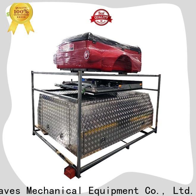 Snowaves Mechanical box aluminium tool box factory for picnics