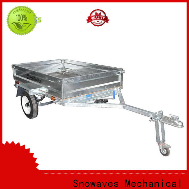 High-quality fold up trailer trailer supply for camp