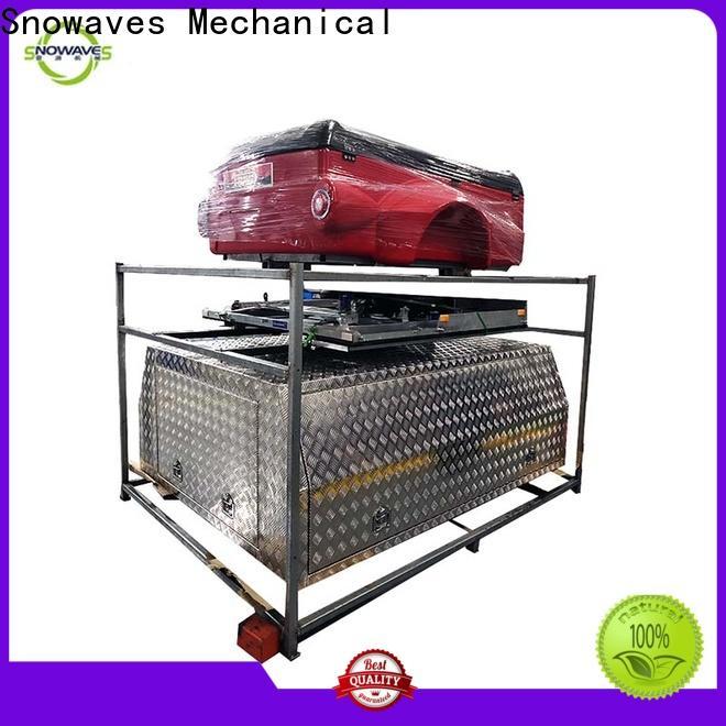 Snowaves Mechanical aluminium custom aluminum tool boxes company for boat