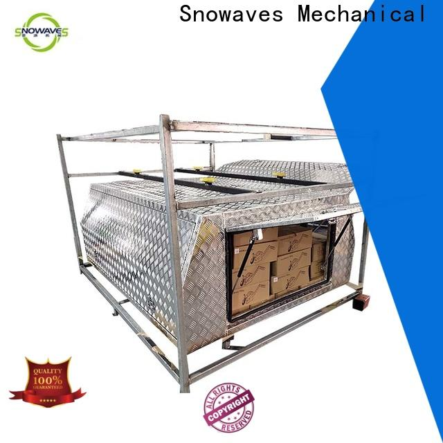 Best custom aluminum tool boxes tool for business for boat