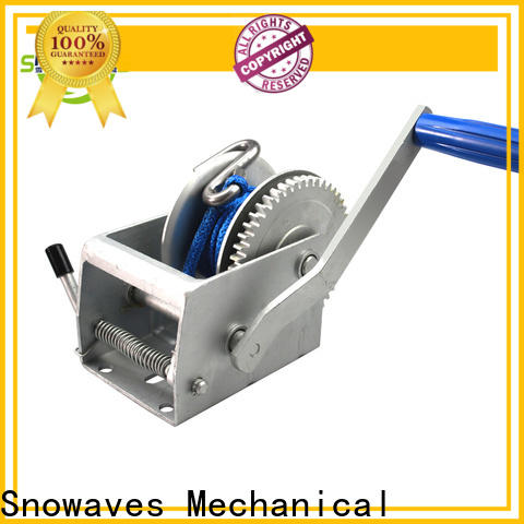 New boat hand winch hand manufacturers for picnics