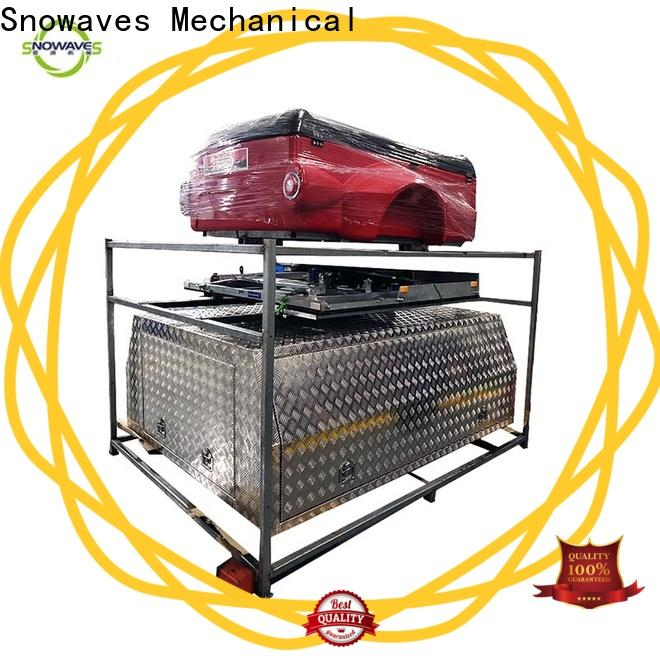Snowaves Mechanical Wholesale aluminium tool box manufacturers for picnics