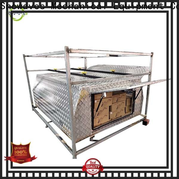 Snowaves Mechanical boxes custom aluminum tool boxes for sale for car