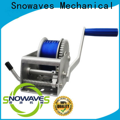 Wholesale marine winch for sale for camping