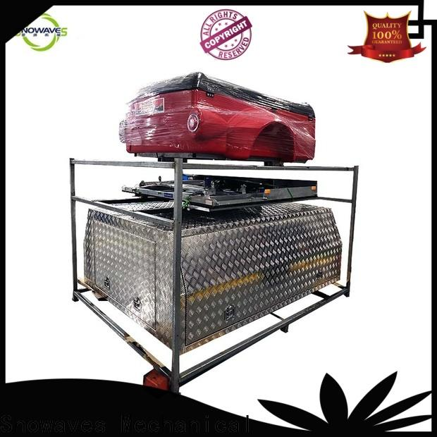 Snowaves Mechanical High-quality custom aluminum tool boxes company for picnics