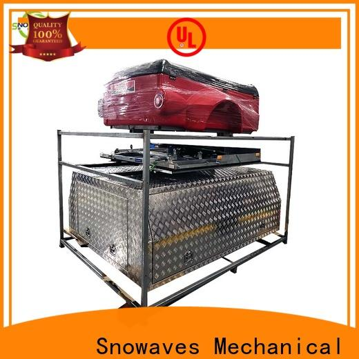 Snowaves Mechanical Wholesale aluminum truck tool boxes factory for picnics
