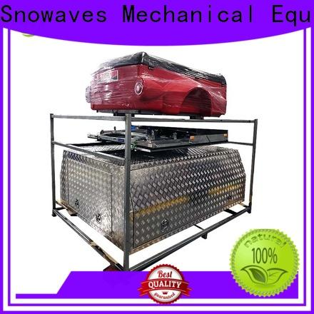Snowaves Mechanical boxes aluminum trailer tool box for sale for car