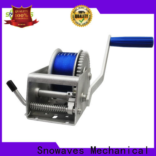 Custom marine winch speed for business for camp