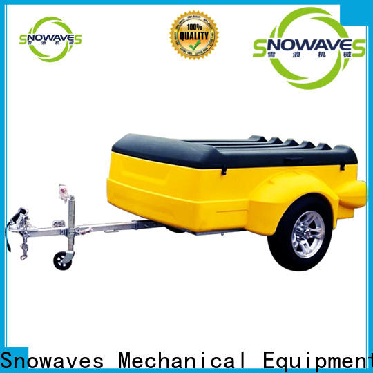 High-quality plastic utility trailer trailer factory for outdoor activities