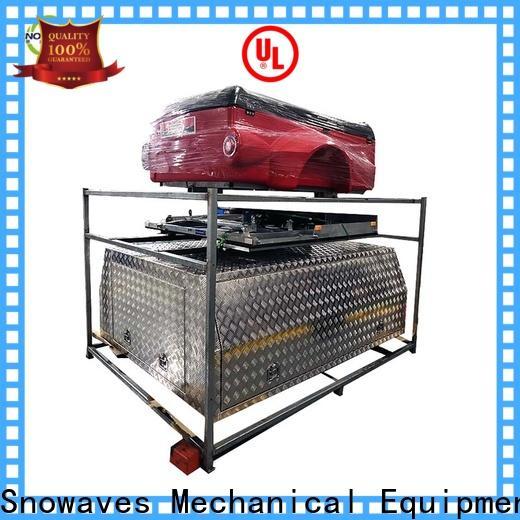 Snowaves Mechanical box aluminium tool box suppliers for car