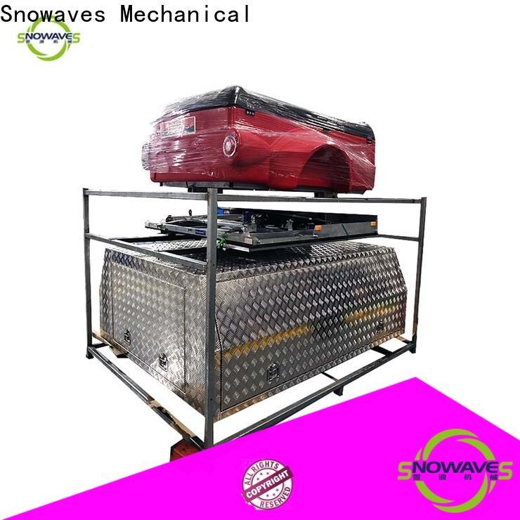 Snowaves Mechanical Best custom aluminum tool boxes company for picnics