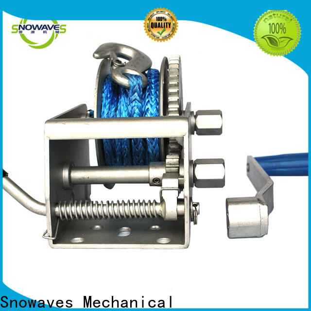 Wholesale marine winch single suppliers for one-way trips