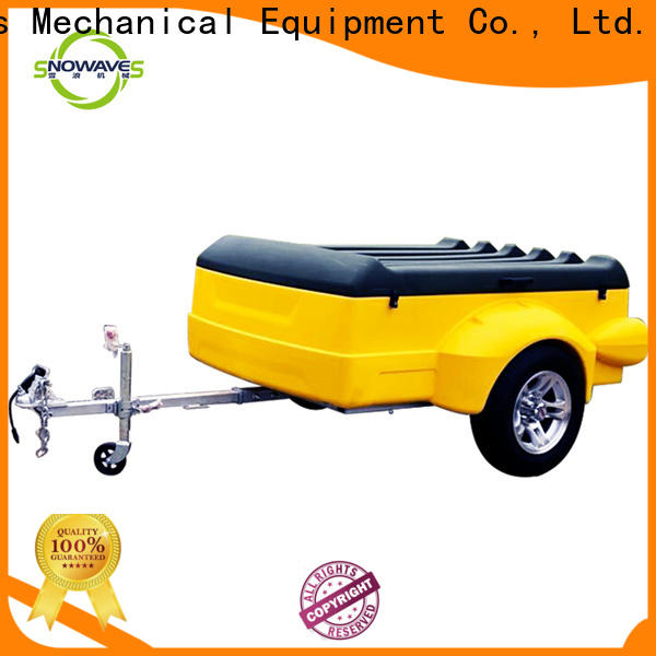Snowaves Mechanical Best luggage trailer factory for webbing strap