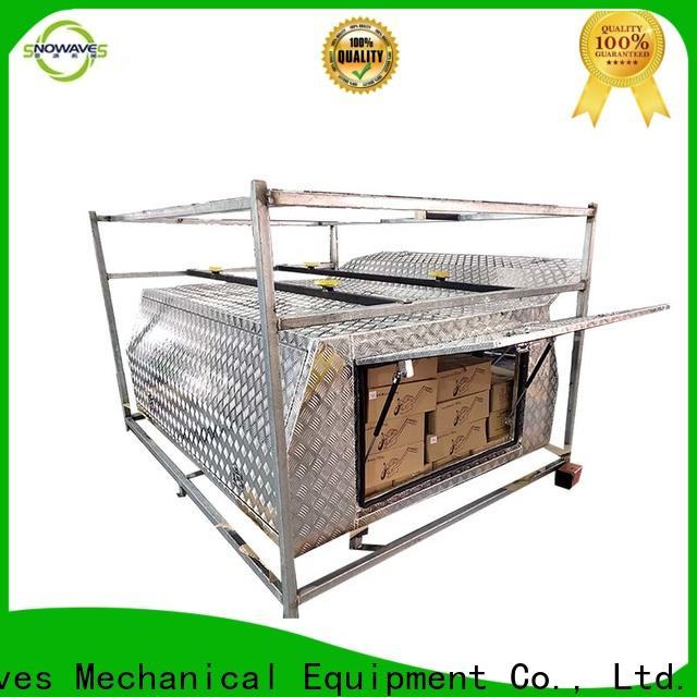 Snowaves Mechanical High-quality aluminium tool box company for car