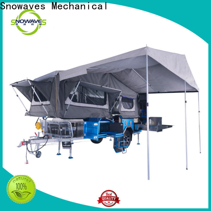 Wholesale folding trailers trailer for business for camp