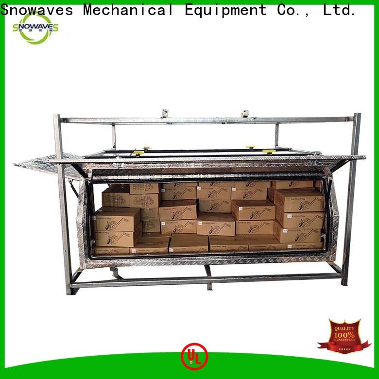 High-quality aluminium tool box truck factory for car