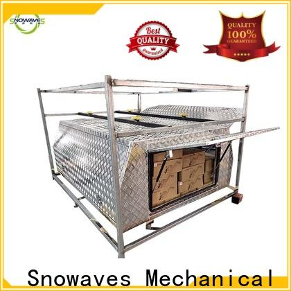 Snowaves Mechanical Wholesale aluminum truck tool boxes company for camping