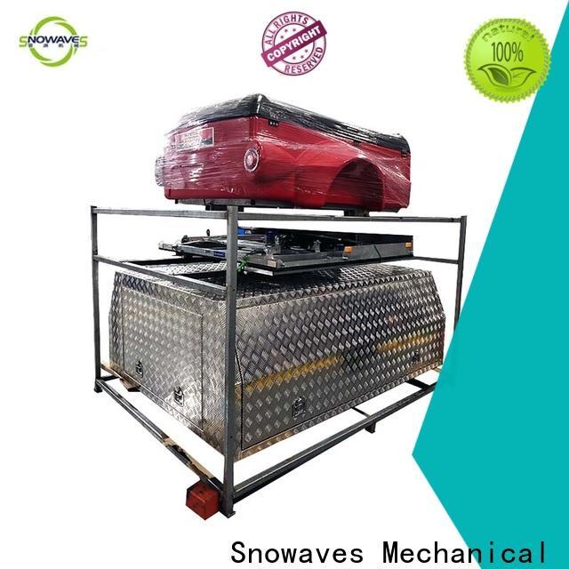 High-quality aluminium tool box boxes supply for car
