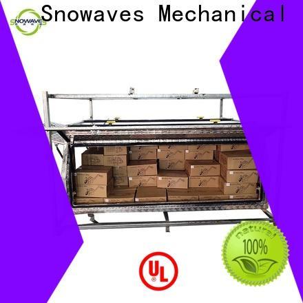 Snowaves Mechanical Latest custom aluminum tool boxes suppliers for car