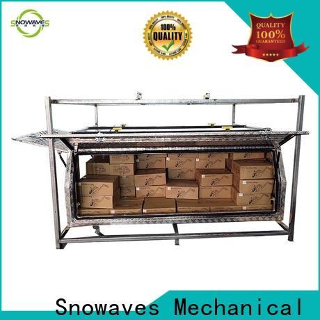 Snowaves Mechanical aluminum aluminium tool box suppliers for car