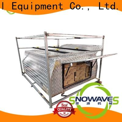 Snowaves Mechanical Latest custom aluminum tool boxes factory for camping