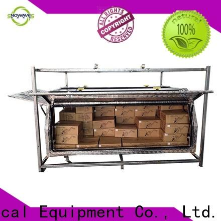 Snowaves Mechanical tool aluminum trailer tool box manufacturers for car
