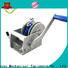 High-quality manual winch single suppliers for outings