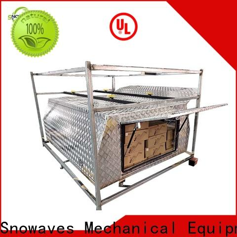 Latest aluminum truck tool boxes aluminum company for camping