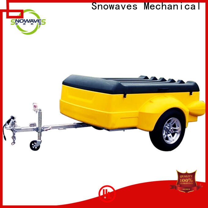 Wholesale luggage trailer plastic company for outdoor activities